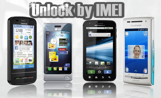 Unlock your mobile now!